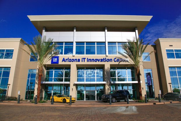 GM Opens Fourth IT Innovation Center in Chandler, Arizona