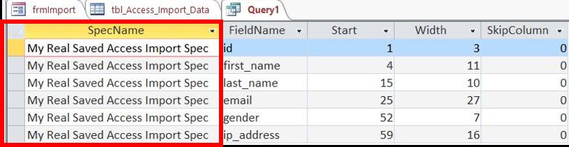 8. SQL Results Edited